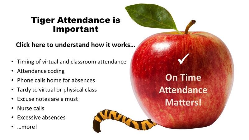 Path 3 Attendance Info Link