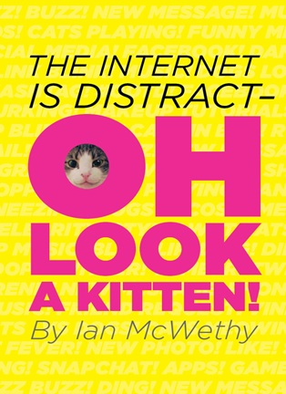 The Internet is Distract-