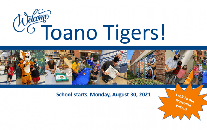 Welcome back Tigers