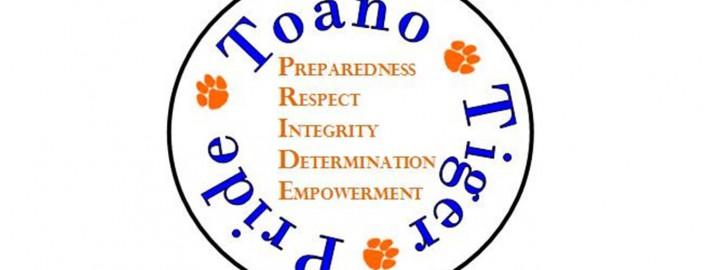 Toano Pride