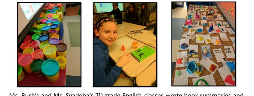 7th grade English-Sculptures