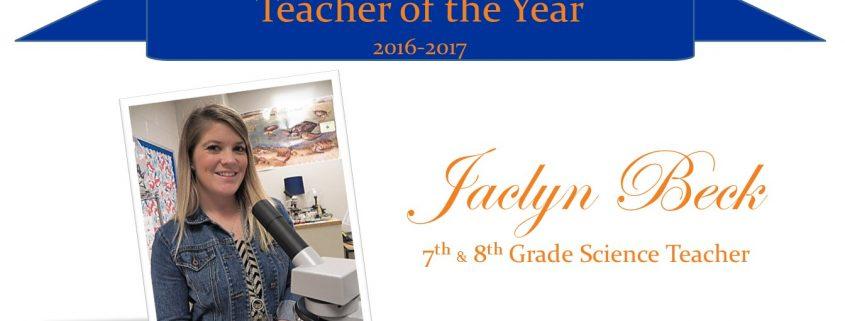 Teacher of the Year-Beckpptx