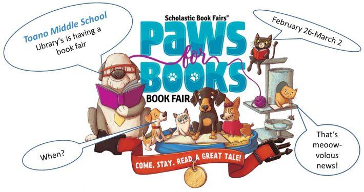 TMS Book Fair Inforamtion
