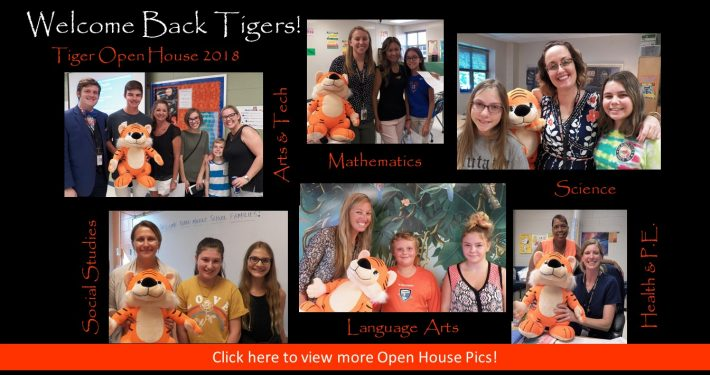 TMS Open House 2018