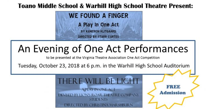 One Act Play Info