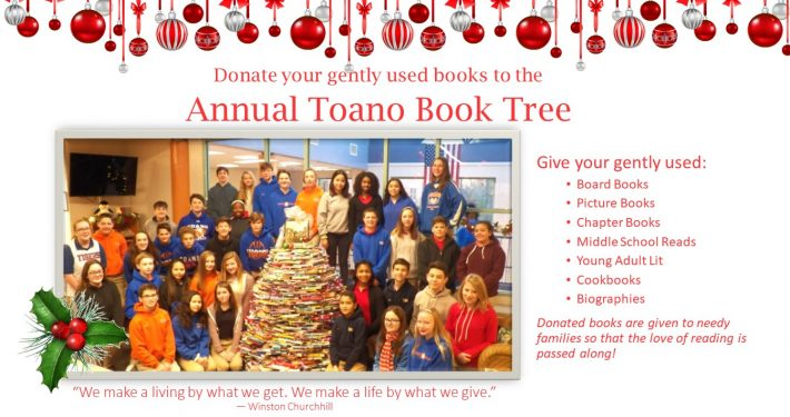 TMS Book Tree