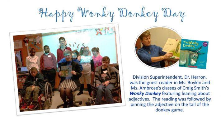 Wonky Donkey Day