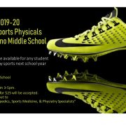 Sports Physicals Info