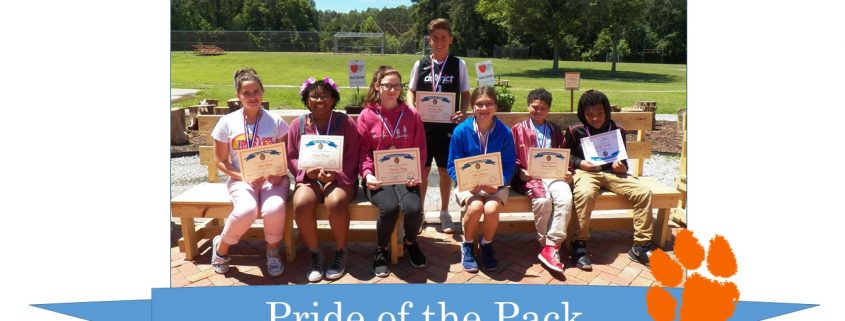June 2019 Students of the Month