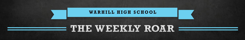 Warhill High School - The Weekly Roar