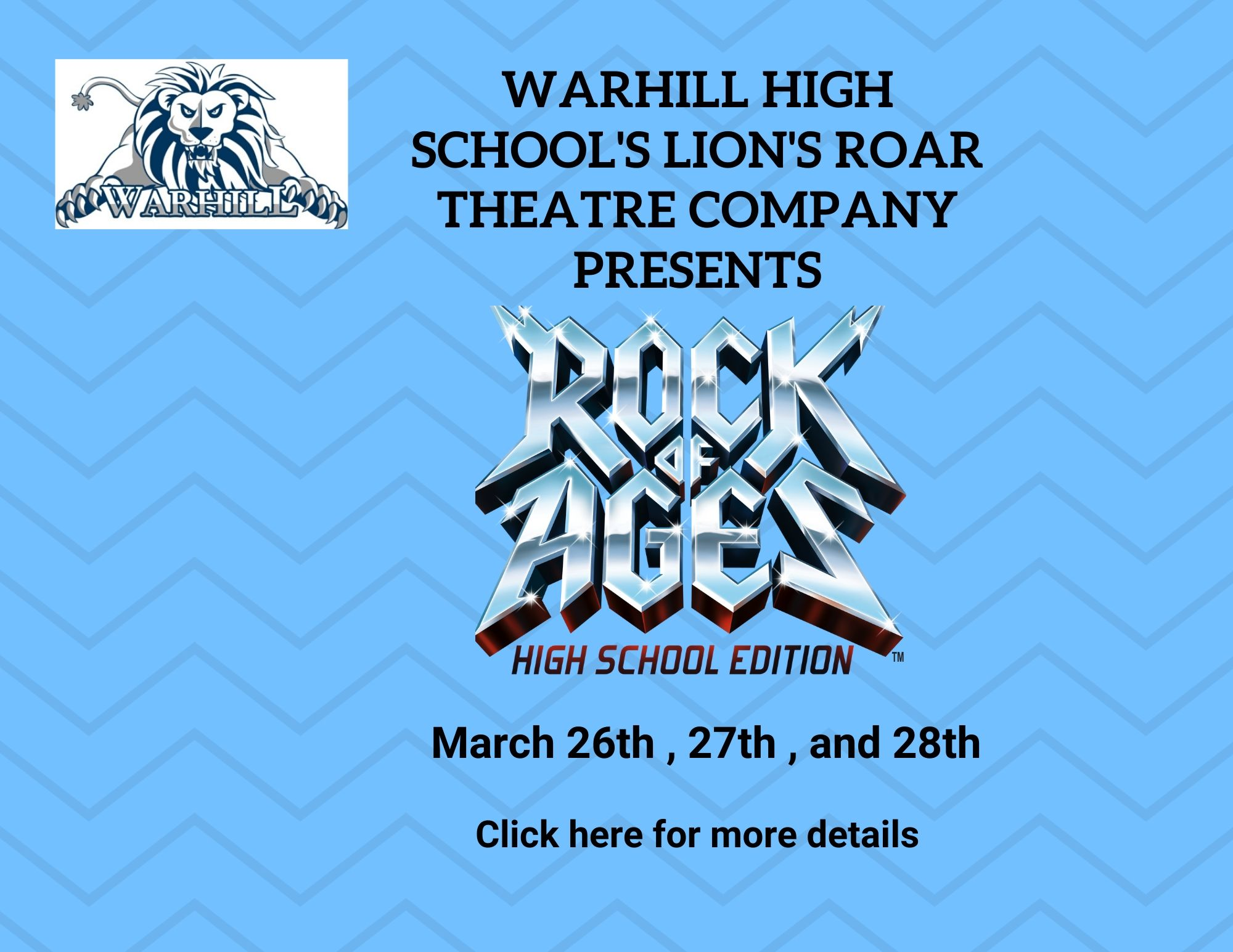 Rock of Ages Musical information
