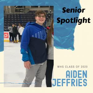 Senior Spotlight Aiden Jeffries