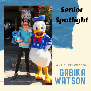 Senior Spotlight Gabika Watson