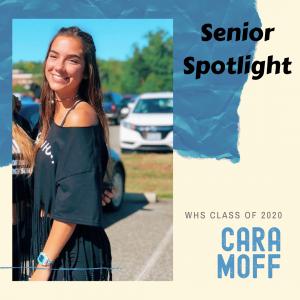 Senior Spotlight Cara Moff