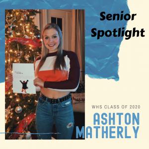 Senior Spotlight Ashton Matherly