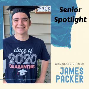 Senior Spotlight James Packer