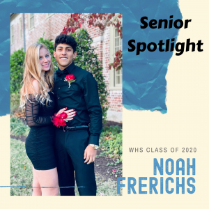 Senior Spotlight Noah Frerichs