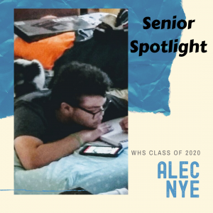 Senior Spotlight Alec Nye