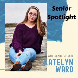 Senior Spotlight Katelyn Ward