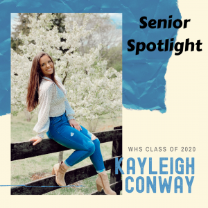 Senior spotlight Kayleigh Conway