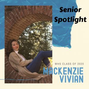 Senior Spotlight Mackenzie Vivian