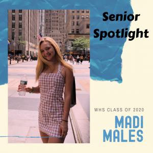 Senior Spotlight Madi Males