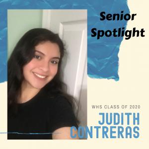 Senior Spotlight Judith Contreras