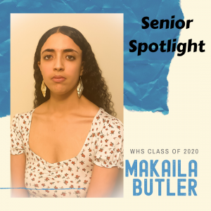 Senior Spotlight Makaila Butler