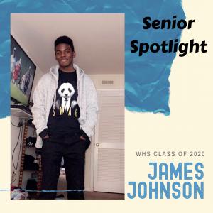 Senior Spotlight James Johnson