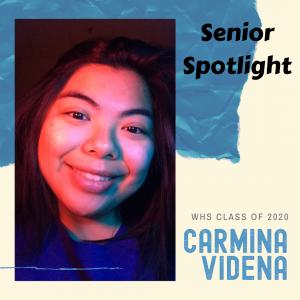 Senior Spotlight Carmina Videna