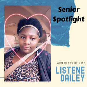Senior Spotlight Listene Dailey