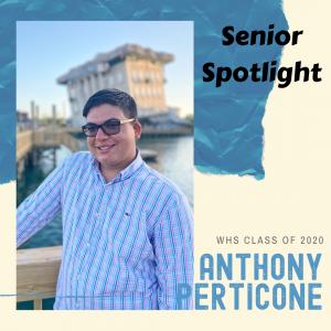 Senior Spotlight Anthony Perticone
