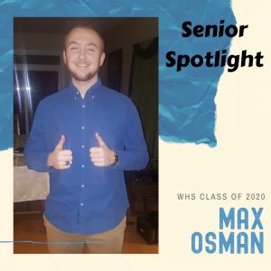 Senior Spotlight Max Osman