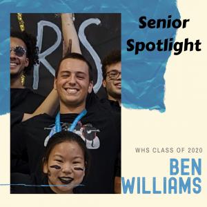 Senior Spotlight Ben Williams