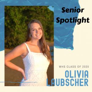 Senior Spotlight Olivia Laubscher