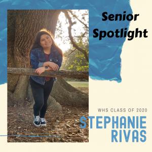 Senior spotlight Stephanie Rivas