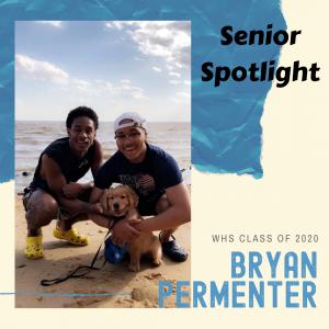 Senior Spotlight Bryan Permenter
