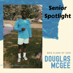 Senior Spotlight Douglas McGee