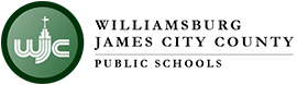 Williamsburg-James City County Public Schools Logo