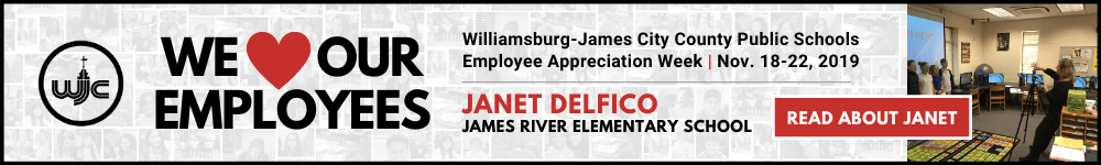 Employee Appreciation Week - Read more about Janet Delfico