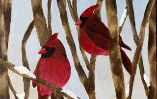 Cardinals – Kayleigh Foster, Lafayette High School
