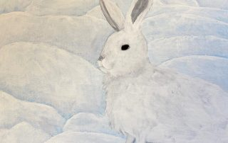 Snow Bunny – Madison Fletcher, Lois S Hornsby Middle School