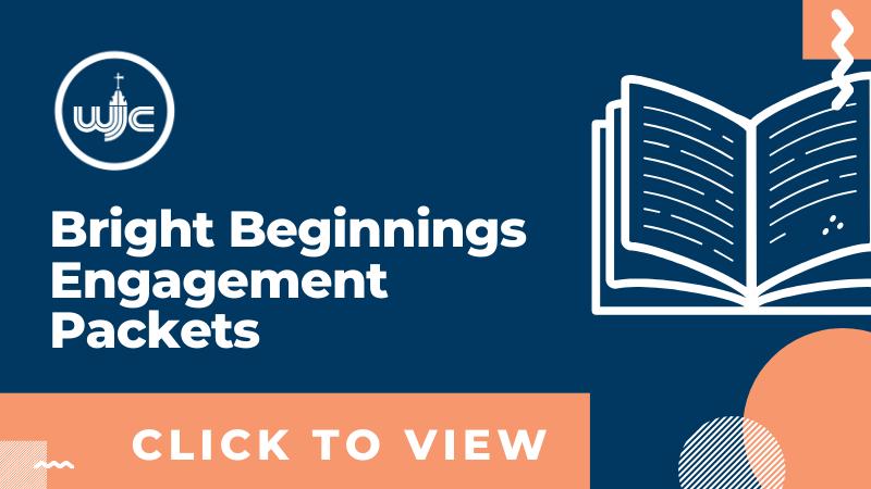 Bright Beginnings Engagement Packets