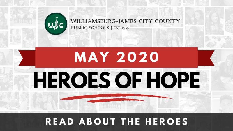 May 2020 Heroes of Hope