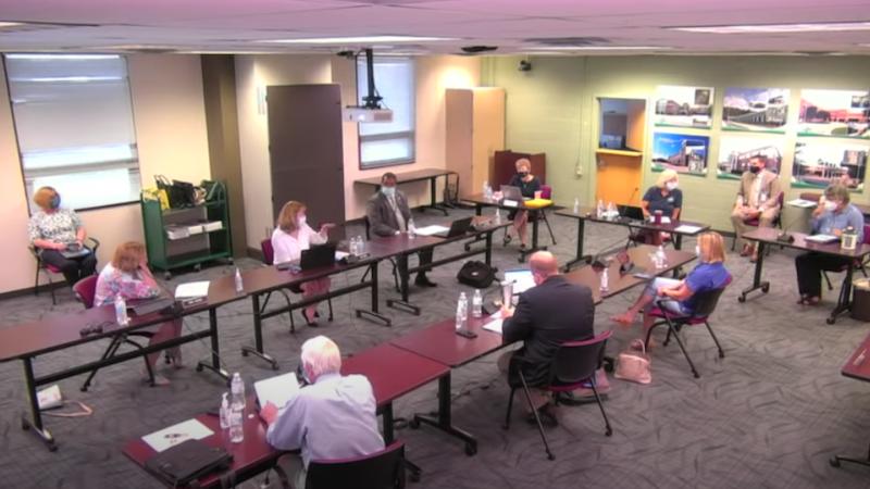 7/14 School Board Meeting