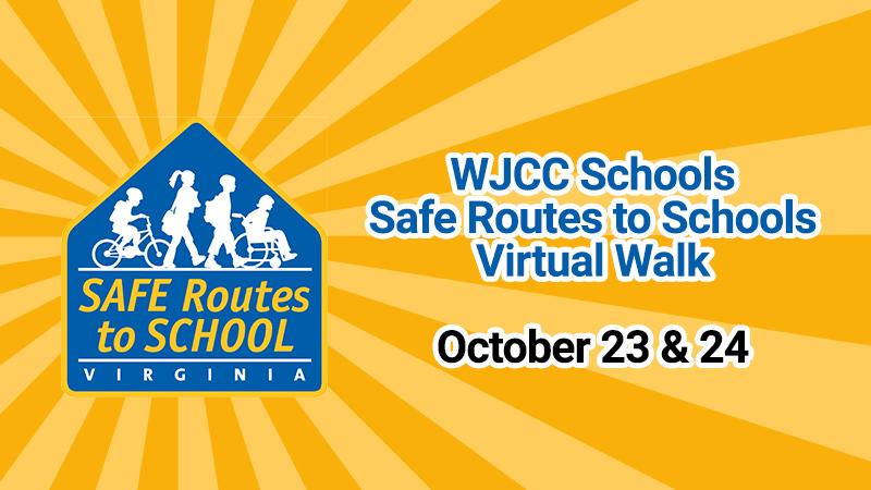 Safe Routes to School Virtual Walk