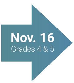 Nov 16 - Grades 4 & 5