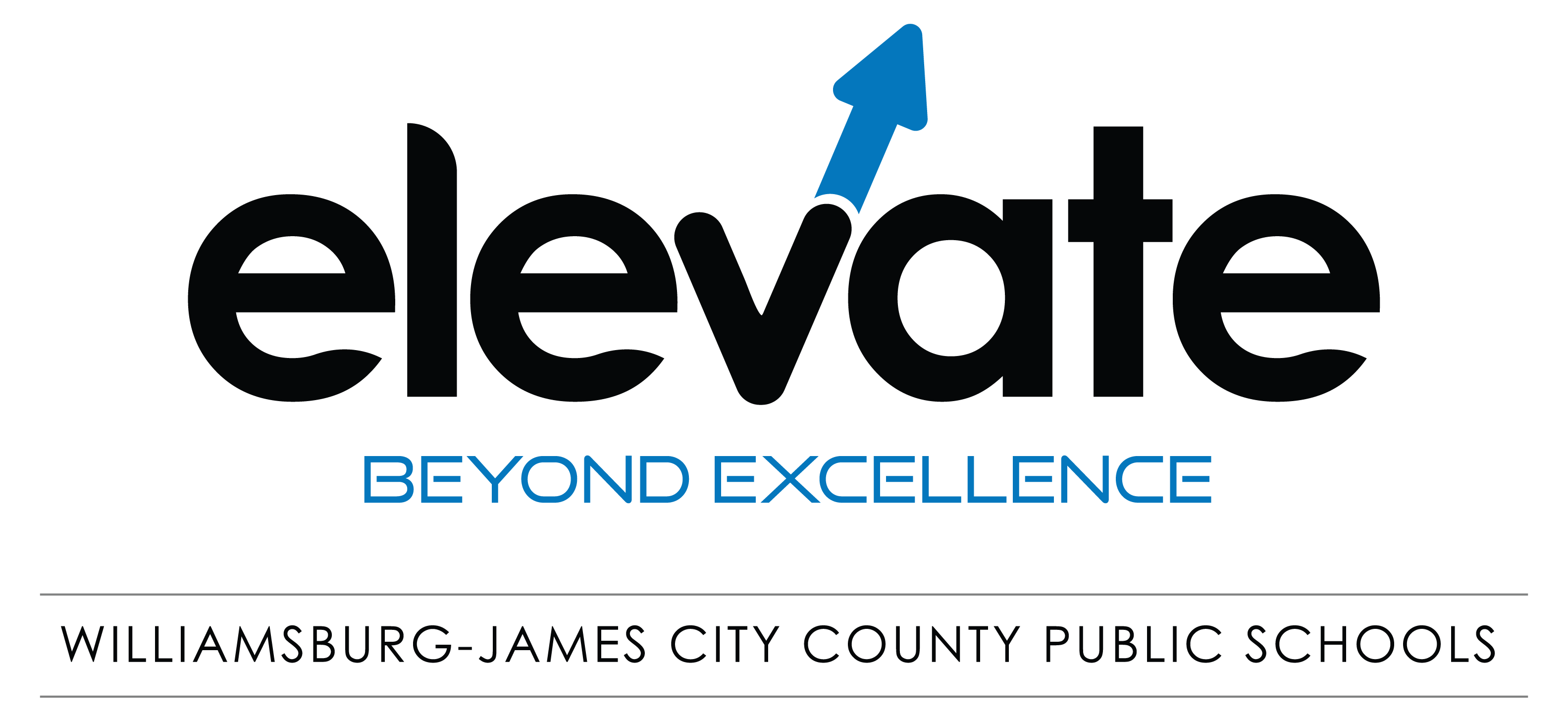 Elevate Beyond Excellence Logo